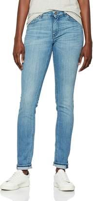 BOSS Women's Orange J20 10192502 01 Straight Jeans