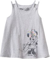 """Disney Disney's Minnie Mouse """"One of a Kind"""" Girls 4-10 Tank Top by Jumping Beans®"""