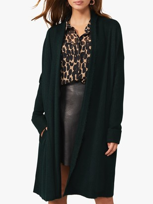 Phase Eight Alexa Longline Cardigan, Pine