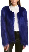 Unreal Fur Fuzzy Coat Fuzzy Jacket