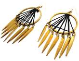 Louise Manna Navajo Sun Earrings