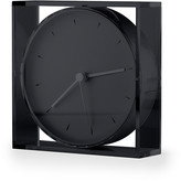 Lexon Void Clock - Black