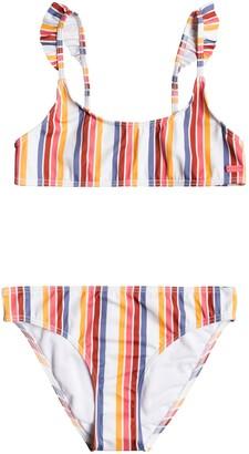 Roxy Kids' Lovely Senorita Two-Piece Swimsuit