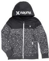 Hurley Boy's Solar Dri-Fit Zip-Up Hoodie
