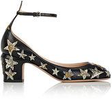 Valentino Women's Tango Ankle-Strap Pumps-BLACK
