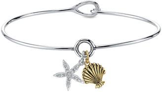 Disney The Little Mermaid Two-Tone Bracelet