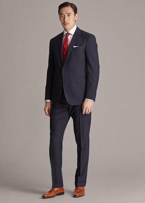 Ralph Lauren Gregory Pinstripe Wool Suit
