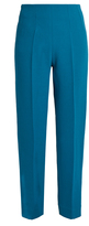 Emilia Wickstead Arabella wool-crepe slim-leg trousers