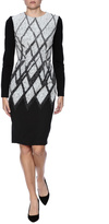 Debbie Shuchat Classic Fitted Dress