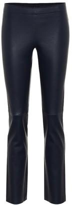 STOULS Jacky leather leggings