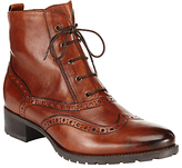 John Lewis Cambridge Leather Zip Up Ankle Boots