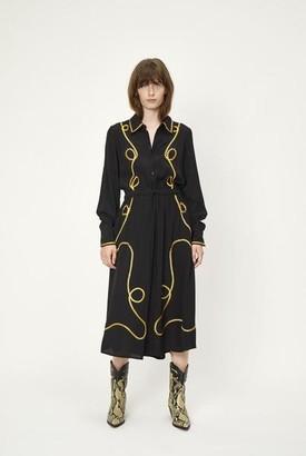 Just Female Wylie Dress In Black - XS