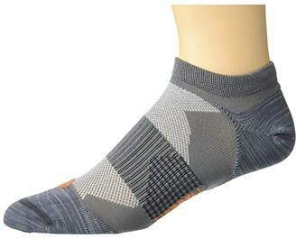 Merrell Bare Access No Show Socks 1-Pair (Monument Grey) No Show Socks Shoes