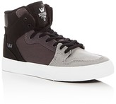 Supra Boys' Vaider Color Block High Top Sneakers - Toddler, Little Kid, Big Kid