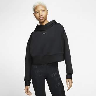 Nike Women's Fleece Pullover Hoodie Pro