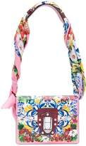 Dolce & Gabbana Dolce E Gabbana Women's Multicolor Leather Shoulder Bag.
