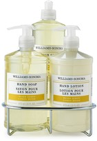 Williams-Sonoma Dish Soap, Hand Soap & Lotion Set, Meyer Lemon