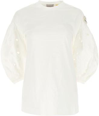 MONCLER GENIUS Moncler X Simone Rocha Puff Sleeve T-Shirt