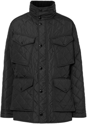 Burberry Ascott Quilted Field Jacket