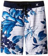 Hurley Floral Boardshorts (Little Kids)