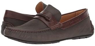 Massimo Matteo Rope Bit Driver (Cafe) Men's Slip-on Dress Shoes