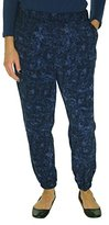 DKNY Women's Nature Texture Print Track Pant