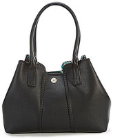 Kate Landry Fiesta Whip-Stitched Tote