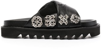 Toga Pulla Chunky Leather Sandals