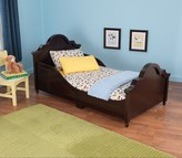 The Well Appointed House Raleigh Toddler Bed in Espresso