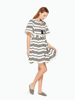 Kate Spade Bea stripe talita dress