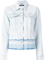 J Brand Deena denim jacket - women - Cotton - S
