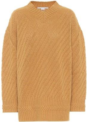 Stella McCartney Alpaca-blend sweater