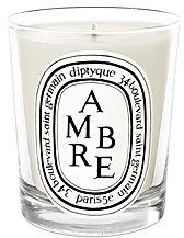 Diptyque Ambre Small Scented Candle