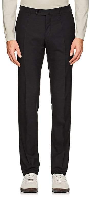 Incotex Men's S-Body Slim-Fit Technowool Trousers