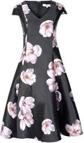 True Decadence Floral prom dress