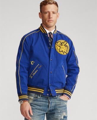 Ralph Lauren Sportsman Baseball Jacket