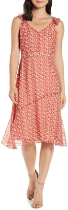 Sam Edelman Ditsy A-line Dress