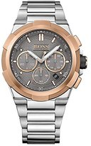 HUGO BOSS BLACK 1513362 Mens Chronograph Watch w/ Date