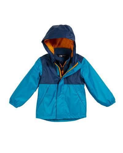 50e457d38 Stormy Rain Triclimate Jacket, Size 2-4T