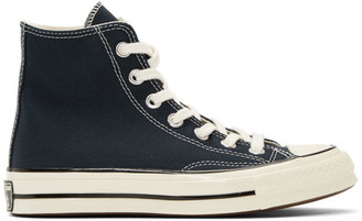 Converse Navy Chuck 70 High Sneakers