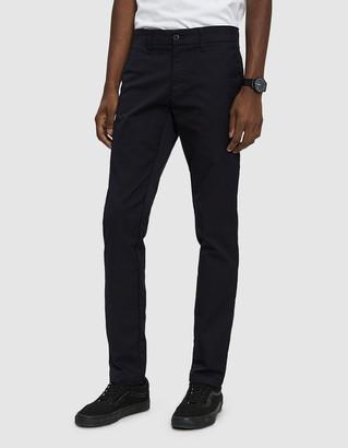 Carhartt WIP Men's Sid Twill Pant in Dark Navy, Size 28
