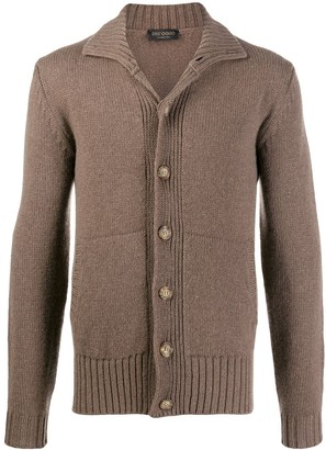 Dell'oglio Front Zip Sweater