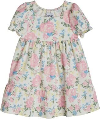 Pippa & Julie Floral Print Party Dress