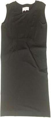 Maison Margiela Black Viscose Dresses