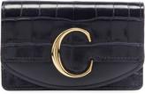 Chloé C Business Card Case