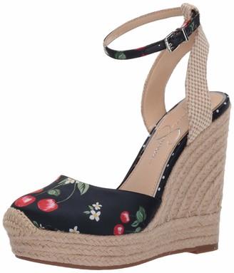 Jessica Simpson Women's Zestah Wedge Sandals
