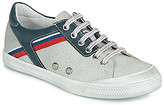 Ramdam KAGOSHIMA boys's Shoes (Trainers) in White