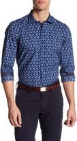 Ganesh Geo Print Modern Fit Shirt