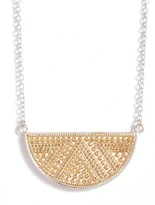Anna Beck Women's Reversible Pendant Necklace