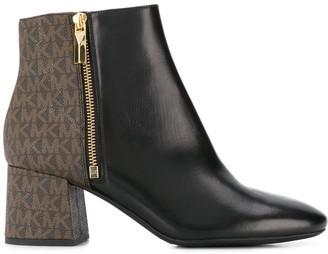 MICHAEL Michael Kors Alane colour-block ankle boots